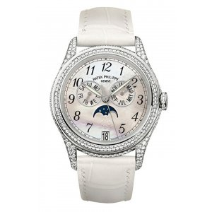 Patek Philippe [NEW] 4937G White Gold Ladies Complications (Retail:HK$511,800)