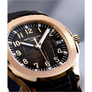 Patek Philippe [NEW] 5167R-001 Aquanaut in Rose Gold (Retail:HK$265,700)