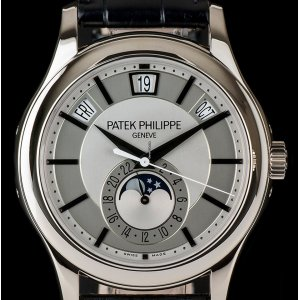 Patek Philippe [NEW] 5205G Complications Grey Dial WG (Retail:HK$359,000)