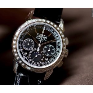 Patek Philippe [NEW & RARE] Grand Complications 5271P-001 (Retail:HK$1,952,200)