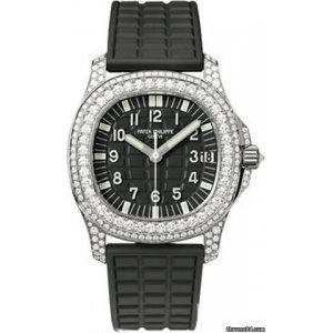 Patek Philippe [NEW] Aquanaut Ladies White Gold 5069G (Retail:HK$608,600)