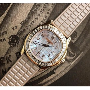 Patek Philippe [NEW] Aquanaut Rose Gold Ladies 5072R-001