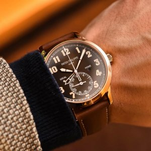 Patek Philippe [NEW] Calatrava Pilot Travel Time 5524R