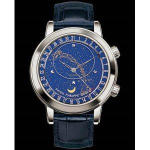 Patek Philippe [NEW] Collectable Grand Complication Celestial Platinum 6102P (Retail:HK$2,291,700)