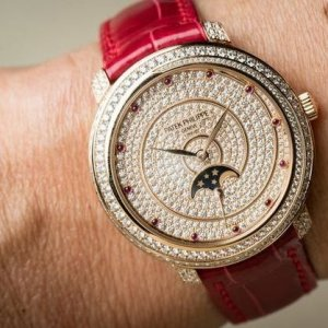 Patek Philippe [NEW] Diamond Ribbon Joaillerie 4968/400R-001 (Retail:HK$509,300)