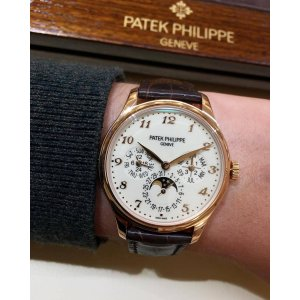 Patek Philippe [NEW] Grand Complication Perpetual Calendar 5327J (Retail:HK$653,600)