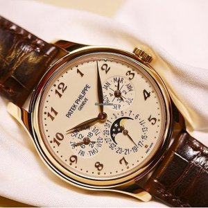 Patek Philippe [NEW] Grand Complication Perpetual Calendar 5327R-001 (Retail:HK$653,600)