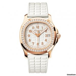 Patek Philippe [NEW] Ladies Aquanaut 5068R-010 (Retail:HK$331,000)