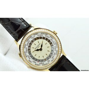 Patek Philippe [NEW] Ladies Complications Global Time 7130R (Retail:HK$381,900)