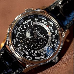 Patek Philippe [NEW][LIMITED 1300] 175th Anniversary Collection World Time Moon 5575G