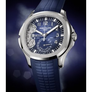 Patek Philippe [NEW][LIMITED 500] 5650G Advanced Research Aquanaut Travel Time Watch