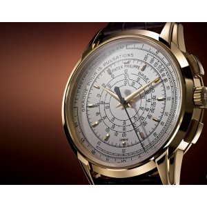 Patek Philippe [NEW+LTD] 5975J MULTI-SCALE CHRONOGRAPH 175TH ANNIVERSARY - SOLD!!