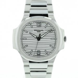 Patek Philippe [NEW] Nautilus Automatic Ladies Stainless Steel 7118/1A-010