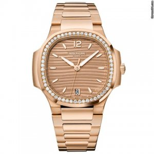 Patek Philippe [NEW] Nautilus Ladies 7118/1200R-010 (Retail:HK$356,500)