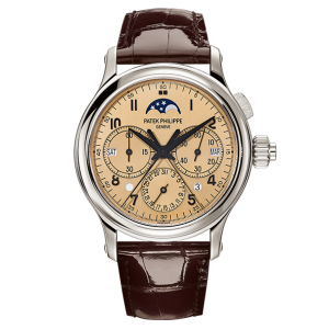 Patek Philippe NEW-全新 Perpetual Calendar Split-Seconds Chronograph 5372P-010
