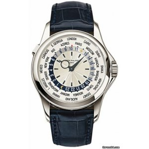 Patek Philippe [NEW][RARE] Complications World Time 5130G Mens Watch (Retail:HK$356,500)