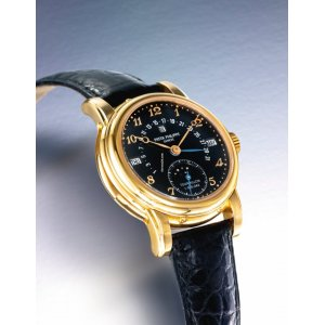 Patek Philippe [UNWORN] Minute Repeater Tourbillon 5016R Perpetual Calendar Blue Hands Special Edition Black Dial Rose Gold Mens Watch - SOLD!!