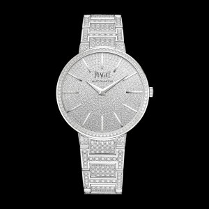 PIAGET [NEW] Altiplano Ladies 18 Carat White Gold Diamond Watch G0A41129