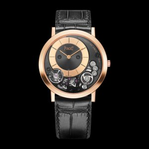 PIAGET [NEW] Altiplano Mens 18 Carat Rose Gold Watch G0A41011 (Retail:US$24,900)