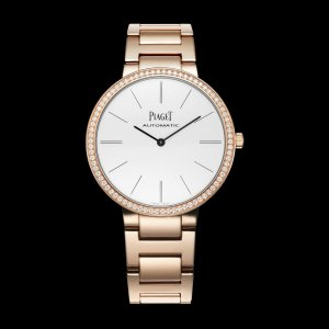 Piaget [NEW] Altiplano White Dial 18K Rose Gold Automatic Ladies Watch G0A40108