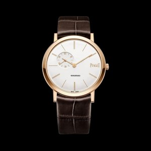 PIAGET [NEW] Altiplano White Dial Rose Gold G0A39105 (Retail:EUR 15800)