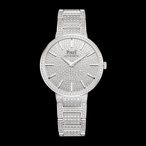Piaget [NEW] Altiplano White Gold Full Diamond G0A41128