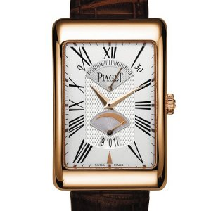 Piaget [NEW] Black Tie - Rectangle a l Ancienne G0A28061 watch