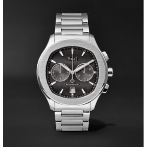 Piaget [NEW] G0A42005 Polo S Chronograph 42mm Mens Watch B