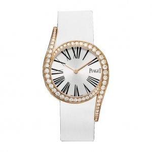 PIAGET [NEW] Limelight Silver Rose Gold Diamond Ladies G0A38161 (Retail:HK$245,000)