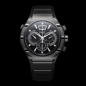 PIAGET [NEW] Polo FortyFive Flyback Chronograph GMT 45mm Mens Watch G0A37004 (Retail:US$20,000)