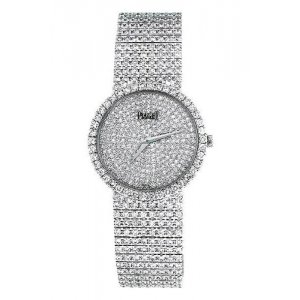 PIAGET [NEW] TRADITION HIGH JEWELLERY MEDIUM WATCH G0A01730