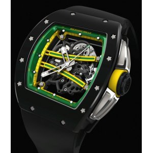 Richard Mille [BRAND NEW] RM 61-01 Yohan Blake (Retail:HK$938,000)