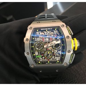 Richard Mille (理查德•米勒) [NEW] RM 11-03 Automatic Flyback Chronograph Facelift