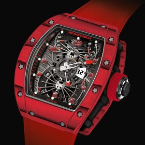 Richard Mille [NEW][LIMITED 10 PC][限量10支] RM 022 Red Version Tourbillon Watch
