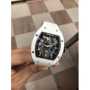 Richard Mille NEW-全新 RM 17-01 Tourbillon Watch
