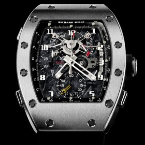 Richard Mille [NEW] RM 004 White Gold Watch