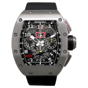 Richard Mille [NEW] RM 011 Ti Felipe Massa Watch