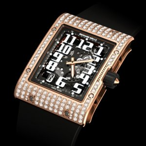 Richard Mille [NEW] RM 016 Rose Automatic Gold Diamond - SOLD!!