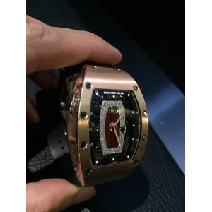 Richard Mille [NEW] RM 037 Rose Gold Ladies Automatic With Date Function RM 37