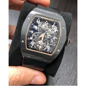 Richard Mille [NEW] RM 17-01 Tourbillon Asia Boutique Edition Watch
