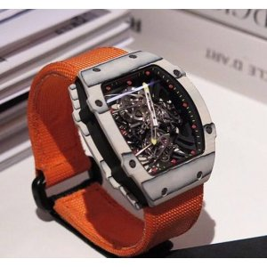 Richard Mille [NEW] RM 27-02 Tourbillon Rafael Nadal (Retail:HK$5,848,000)
