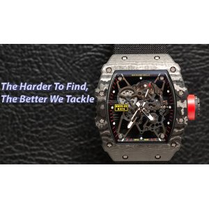 Richard Mille [NEW] RM 35-01 Rafael Nadal NTPT Carbon Watch