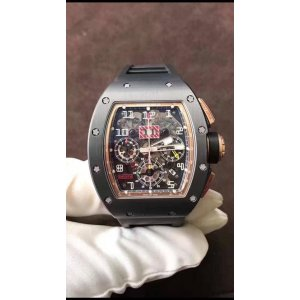 Richard Mille [USED][LIMITED 50] RM 011 FM Asia Boutique Black Ceramic