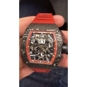 Richard Mille [USED] RM 011 Black Night NTPT Limited 100 Pieces Only!!