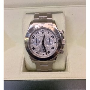Rolex Like-New Condition Oyster Perpetual Cosmograph Daytona 116509 ZEA - SOLD!!