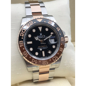Rolex [NEW 2018 MODEL] 126711 GMT-MASTER II