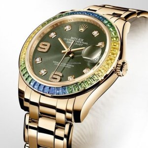 Rolex [NEW] Oyster Perpetual Datejust Pearlmaster 39mm 86348 (Retail:HK$613,000)