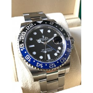 Rolex [NEW][香港行貨] 116710BLNR GMT-Master II Watch