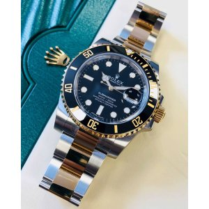 Rolex [NEW][香港行貨] Oyster Perpetual Submariner Date 116613LN