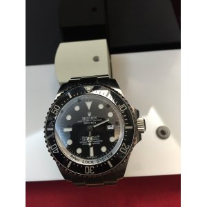 Rolex Pre-owned Deepsea in Perfect Condition 有紙有盒 - HK$65,500. - SOLD!!